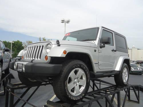 2010 jeep wrangler suv 4x4 sahara for sale in knoxville tennessee classified. Black Bedroom Furniture Sets. Home Design Ideas