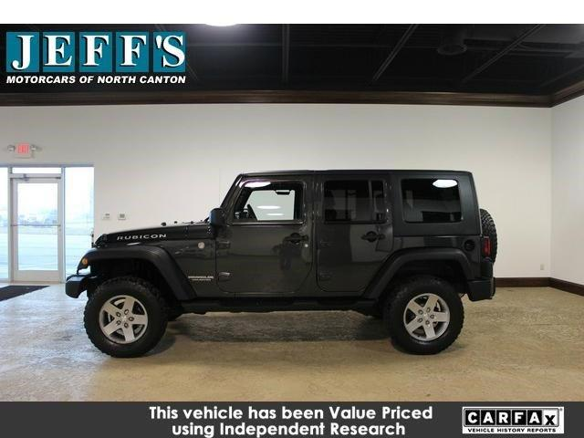 2010 jeep wrangler unlimited rubicon north canton oh for sale in canton ohio classified. Black Bedroom Furniture Sets. Home Design Ideas