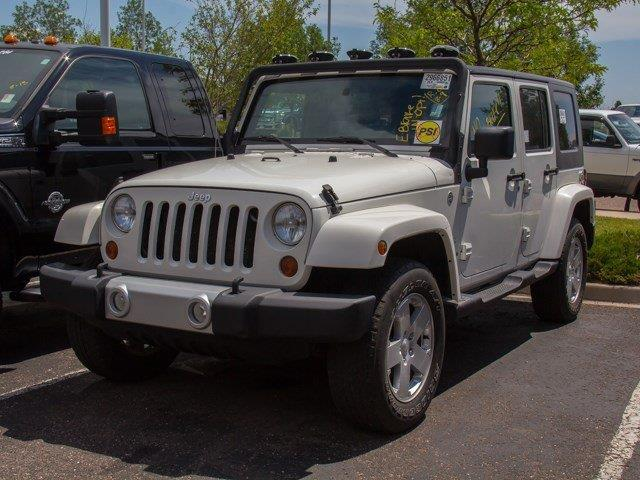 2010 jeep wrangler unlimited sahara 4x4 sahara 4dr suv for sale in colorado springs colorado. Black Bedroom Furniture Sets. Home Design Ideas