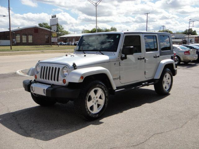 2010 jeep wrangler unlimited sahara for sale in ada oklahoma classified. Black Bedroom Furniture Sets. Home Design Ideas