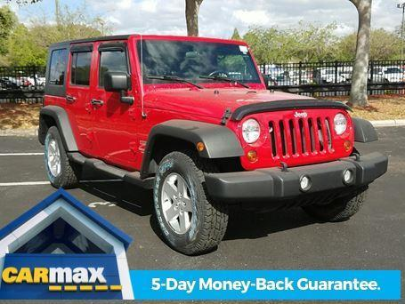 2010 jeep wrangler unlimited sport 4x4 sport 4dr suv for sale in tampa florida classified. Black Bedroom Furniture Sets. Home Design Ideas