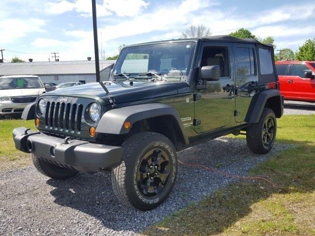 2010 jeep wrangler unlimited sport 4x4 sport 4dr suv for sale in du bois pennsylvania. Black Bedroom Furniture Sets. Home Design Ideas