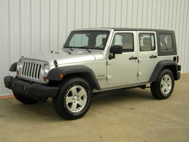 2010 jeep wrangler unlimited sport for sale in port arthur texas classified. Black Bedroom Furniture Sets. Home Design Ideas