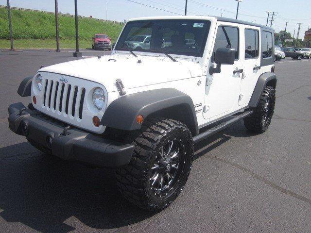 2010 jeep wrangler unlimited sport for sale in clarksville arkansas classified. Black Bedroom Furniture Sets. Home Design Ideas