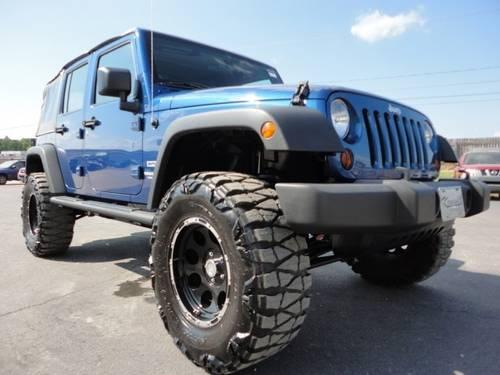 2010 jeep wrangler unlimited suv 4dr 4wd sport for sale in guthrie north carolina classified. Black Bedroom Furniture Sets. Home Design Ideas