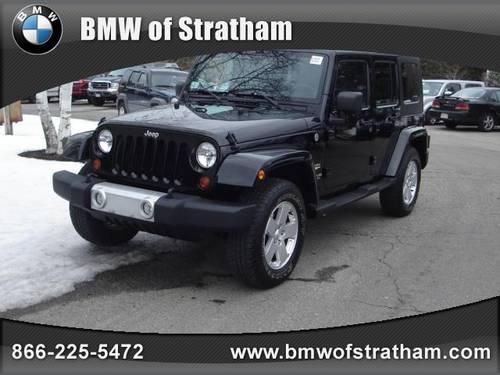 2010 jeep wrangler unlimited suv 4wd 4dr sahara for sale in stratham new hampshire classified. Black Bedroom Furniture Sets. Home Design Ideas