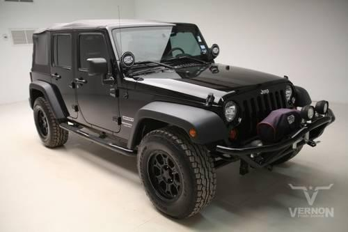 2010 jeep wrangler unlimited suv sport 4x4 for sale in vernon texas classified. Black Bedroom Furniture Sets. Home Design Ideas