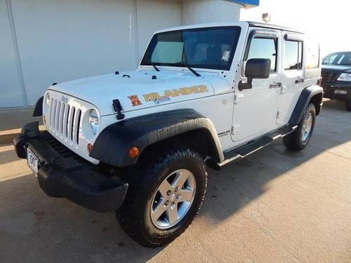 2010 jeep wrangler unlimited ut islander sport for sale in oklahoma city oklahoma classified. Black Bedroom Furniture Sets. Home Design Ideas