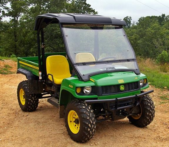 2010 john deere gator 620i 4x4 for sale in paris. Black Bedroom Furniture Sets. Home Design Ideas