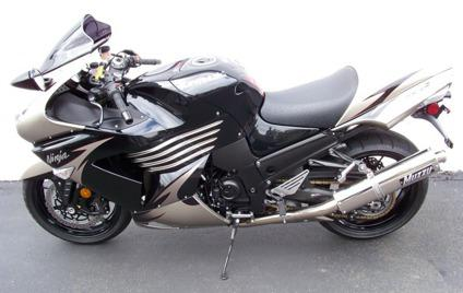 2010 Kawasaki ZX14 Ninja Special Edition for Sale in Hatfield ...