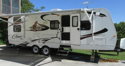 2010 Keystone Cougar X Lite Bunkhouse For Sale In