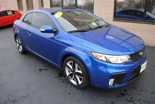 2010 kia forte koup 2dr car sx for sale in belvidere illinois classified. Black Bedroom Furniture Sets. Home Design Ideas