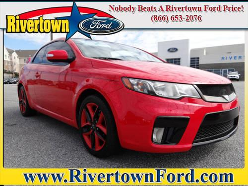 2010 Kia Forte Koup Coupe 2dr Cpe Auto Sx For Sale In