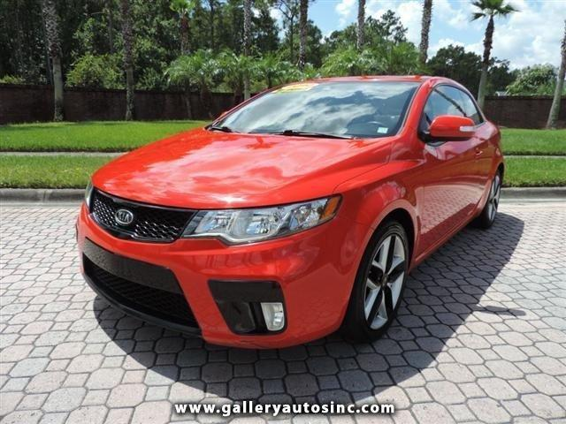 2010 kia forte koup sx kissimmee fl for sale in kissimmee. Black Bedroom Furniture Sets. Home Design Ideas