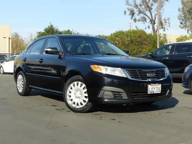 2010 Kia Optima LX LX 4dr Sedan (I4 5A)