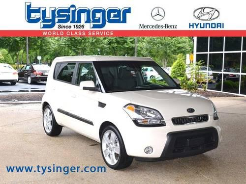 2010 kia soul 4d hatchback for sale in hampton virginia Tysinger motor company