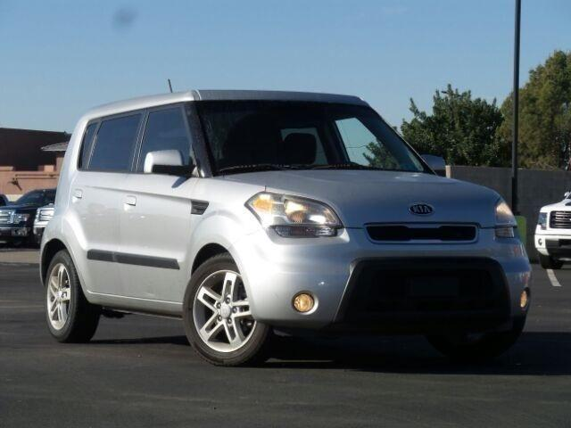 2010 Kia Soul 4d Hatchback Plus For Sale In Phoenix