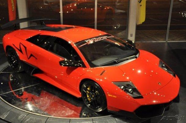 2010 Lamborghini Murcielago Lp670 4 Sv For Sale In Fort Lauderdale