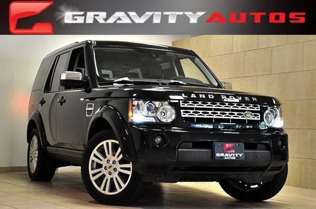 Gravity Autos Atlanta >> 2010 Land Rover LR4 HSE for Sale in Atlanta, Georgia