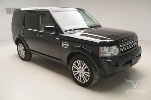 2010 land rover lr4 suv hse 4x4 for sale in vernon texas classified. Black Bedroom Furniture Sets. Home Design Ideas