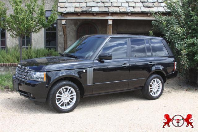 2010 land rover range rover hse for sale in birmingham. Black Bedroom Furniture Sets. Home Design Ideas
