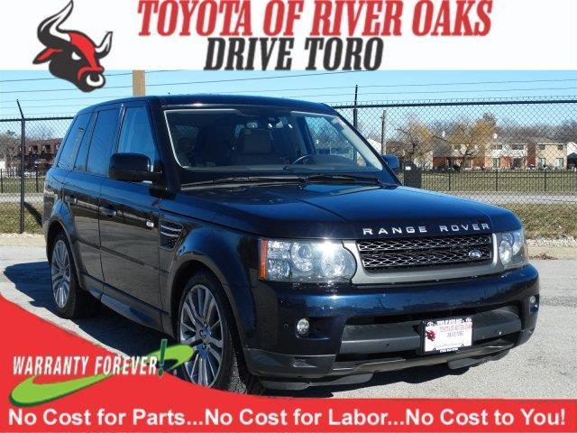 2010 Land Rover Range Rover Sport HSE 4x4 HSE 4dr SUV