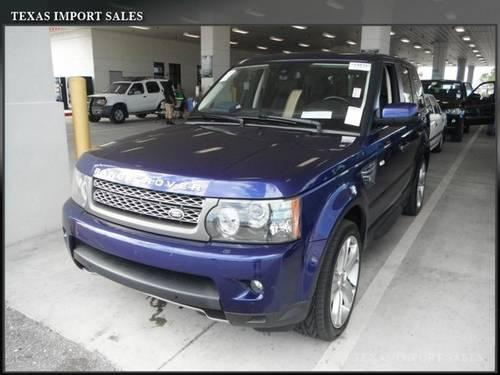 2010 land rover range rover sport suv sport s c for sale in dallas texas classified. Black Bedroom Furniture Sets. Home Design Ideas