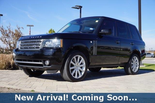 2010 land rover range rover supercharged 4x4 supercharged 4dr suv for sale in killeen texas. Black Bedroom Furniture Sets. Home Design Ideas