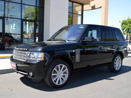 2010 land rover range rover supercharged for sale in sacramento california classified. Black Bedroom Furniture Sets. Home Design Ideas