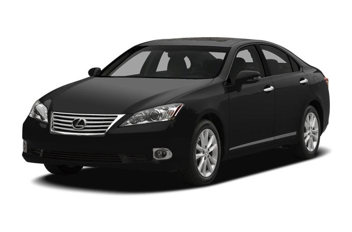 2010 Lexus ES 350 Base 4dr Sedan
