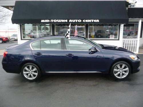 2010 lexus gs 350 sedan for sale in blue ball ohio classified. Black Bedroom Furniture Sets. Home Design Ideas