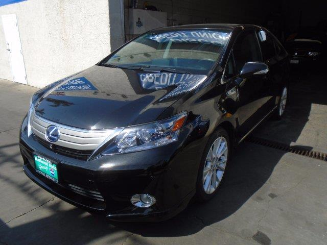 2010 Lexus HS 250h Base 4dr Sedan