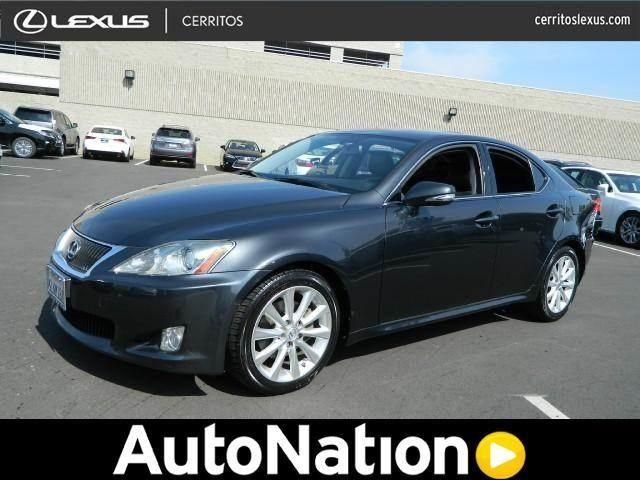 2010 lexus is 250 for sale in artesia california. Black Bedroom Furniture Sets. Home Design Ideas
