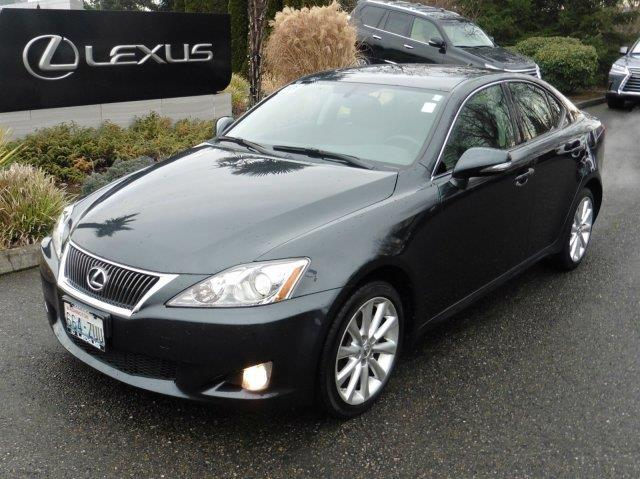 2010 lexus is 250 base awd 4dr sedan for sale in tacoma washington classified. Black Bedroom Furniture Sets. Home Design Ideas