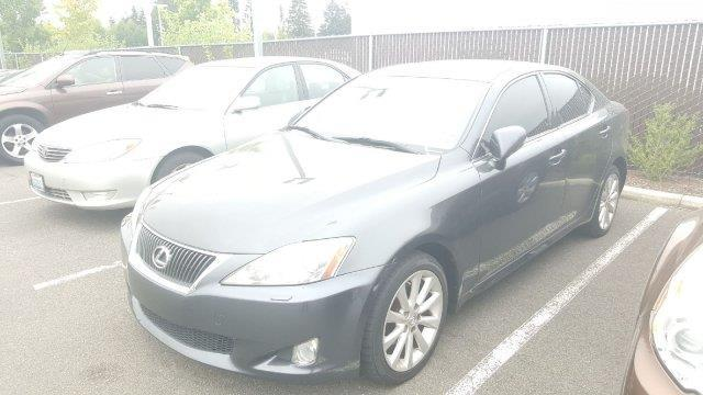 2010 Lexus IS 250 Base AWD 4dr Sedan