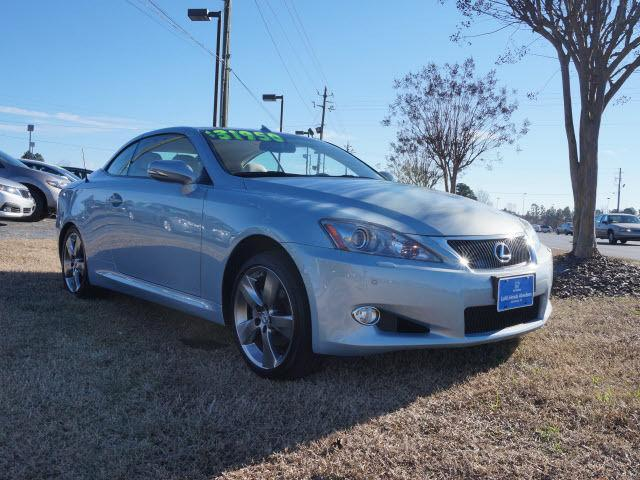 2010 lexus is 250c convertible for sale in aberdeen north carolina classified. Black Bedroom Furniture Sets. Home Design Ideas