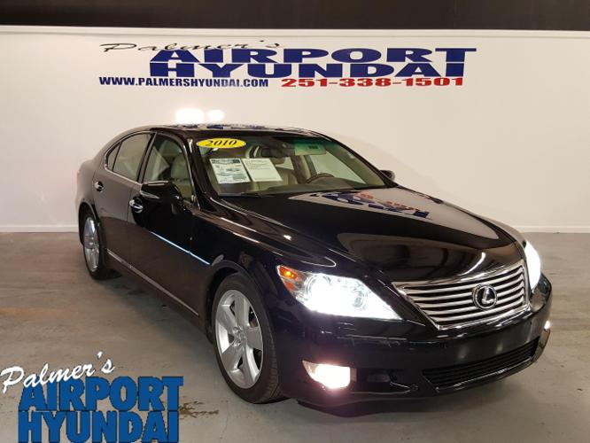 2010 Lexus LS 460 Base 4dr Sedan
