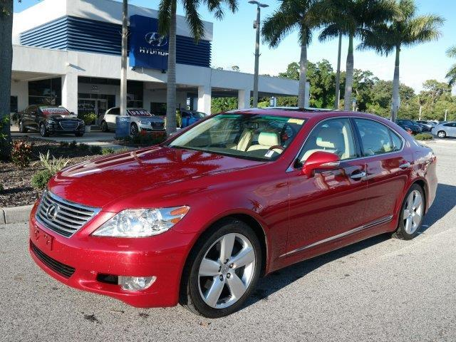 2010 lexus ls 460 base 4dr sedan for sale in sarasota florida classified. Black Bedroom Furniture Sets. Home Design Ideas