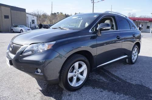 Lexus Of Owings Mills >> 2010 Lexus RX 350 Sport Utility for Sale in Carrollton ...