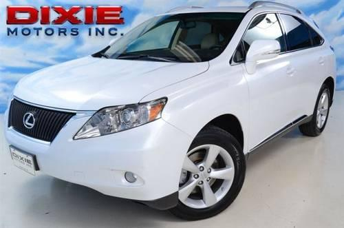 2010 Lexus RX 350 SUV AWD 4dr SUV for Sale in Nashville