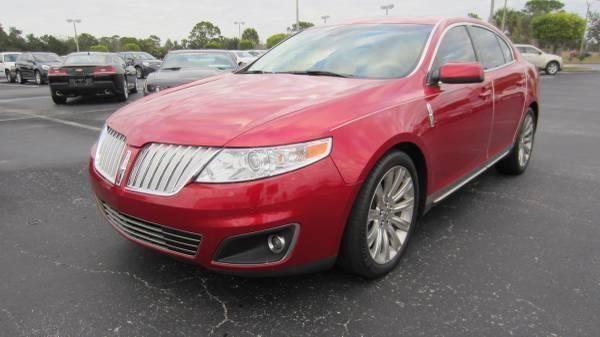2010 lincoln mks 37k miles for sale in brooksville florida classified. Black Bedroom Furniture Sets. Home Design Ideas