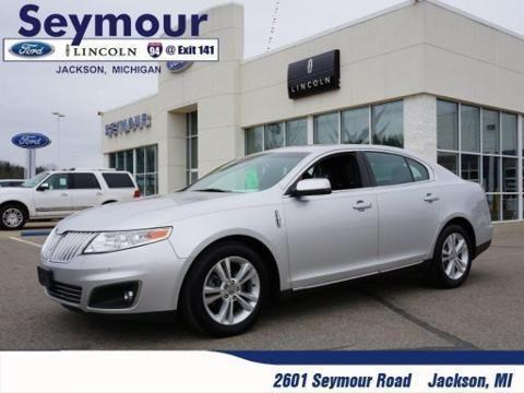 2010 lincoln mks 4 door sedan for sale in jackson michigan classified. Black Bedroom Furniture Sets. Home Design Ideas