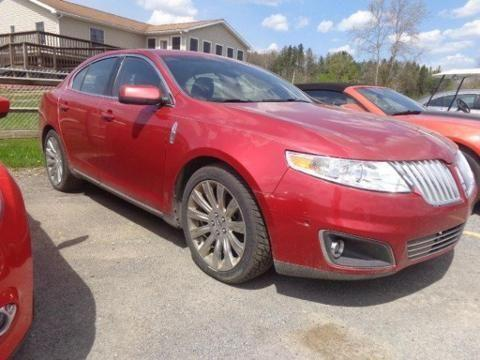 2010 lincoln mks 4 door sedan for sale in elkins west virginia classified. Black Bedroom Furniture Sets. Home Design Ideas