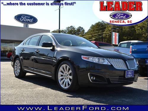 2010 lincoln mks 4 dr sedan for sale in seneca south carolina classified. Black Bedroom Furniture Sets. Home Design Ideas