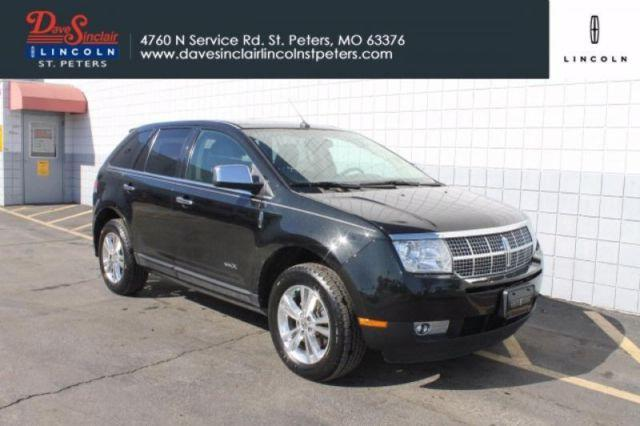 2010 lincoln mkx awd 4dr for sale in saint peters missouri classified. Black Bedroom Furniture Sets. Home Design Ideas