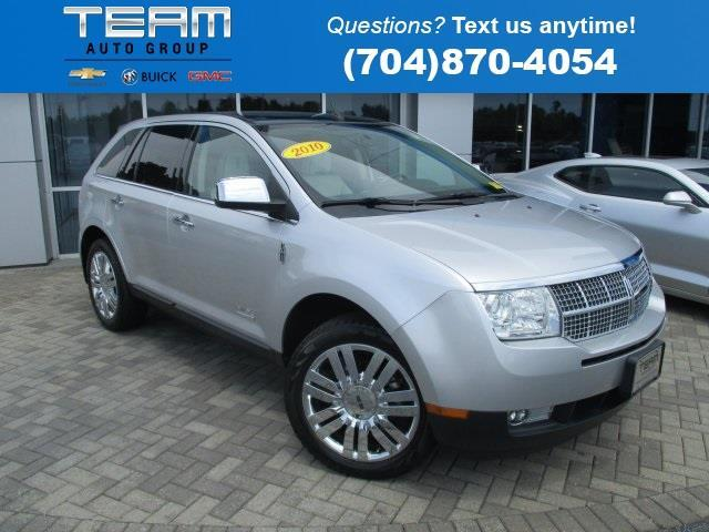 2010 lincoln mkx base 4dr suv for sale in salisbury north carolina classified. Black Bedroom Furniture Sets. Home Design Ideas