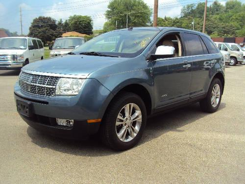 2010 Lincoln Mkx Suv Awd Awd For Sale In Dunbar