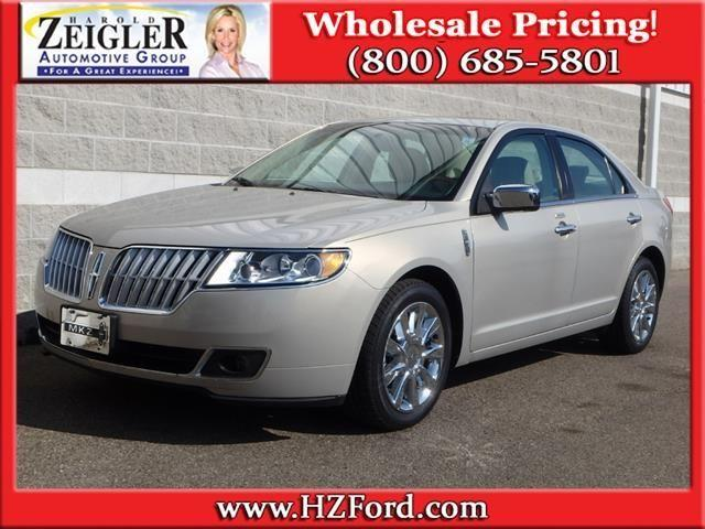 2010 lincoln mkz 4dr sedan for sale in plainwell michigan classified. Black Bedroom Furniture Sets. Home Design Ideas
