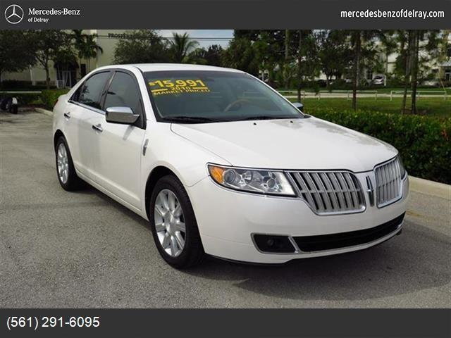 2010 lincoln mkz for sale in delray beach florida classified. Black Bedroom Furniture Sets. Home Design Ideas
