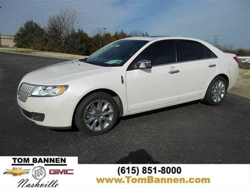 2010 lincoln mkz sedan w nav sunroof for sale in am qui tennessee classified. Black Bedroom Furniture Sets. Home Design Ideas